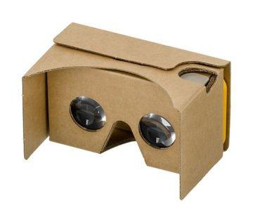 picture of google cardboard vr