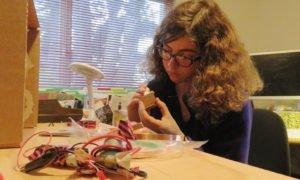 Learning in a Makerspace