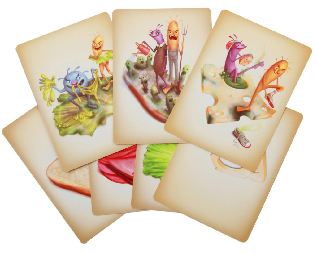 Hoagie Cards