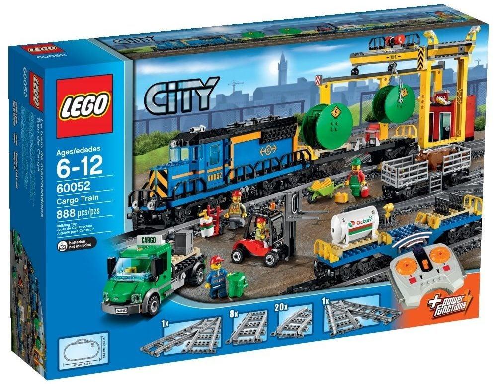Lego City Cargo Lego Train Set
