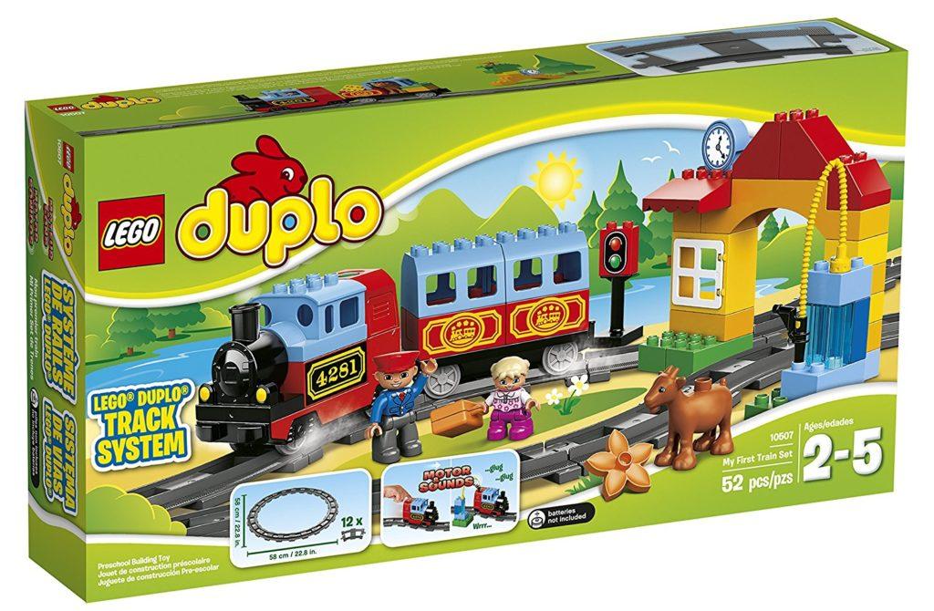 Lego Duplo My First Lego Train Set
