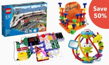 Up to 50% OFF Creativity and STEM Toys – Fractus Deals