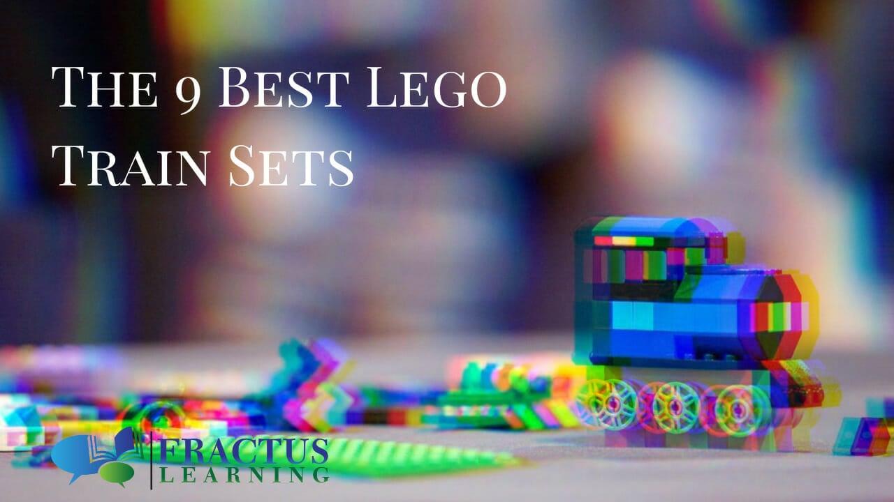 9 Best Lego Train Sets