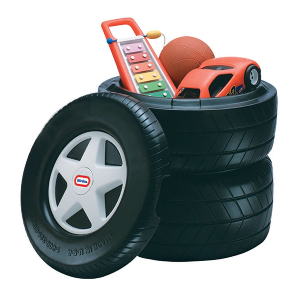 Little Tikes Toy Box: Classic Racing Tire