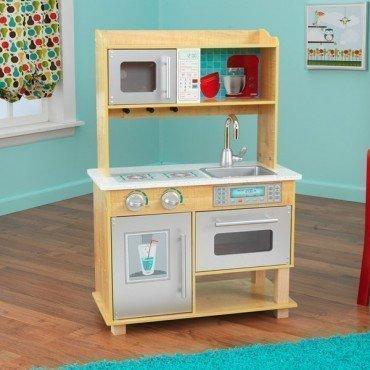 Natural Toddler KidKraft Kitchen