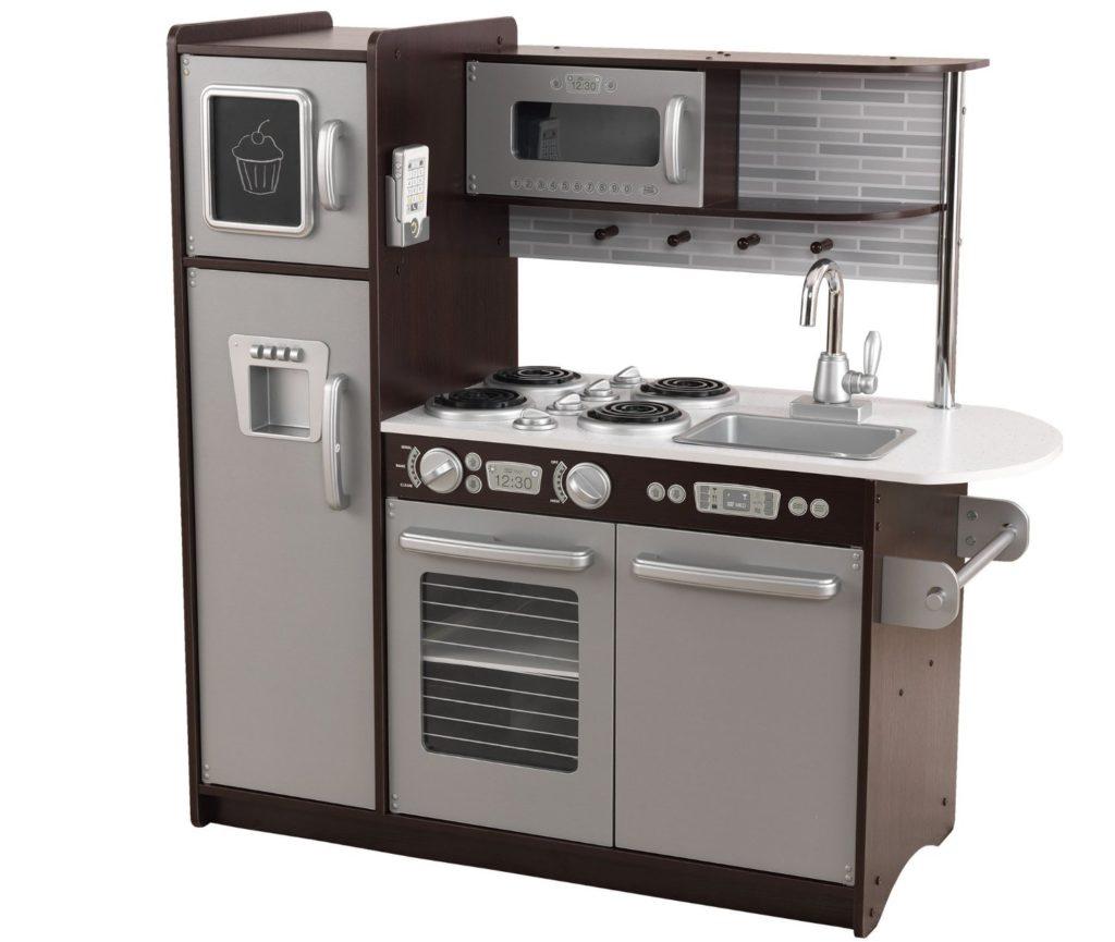 Uptown Espresso KidKraft Kitchen