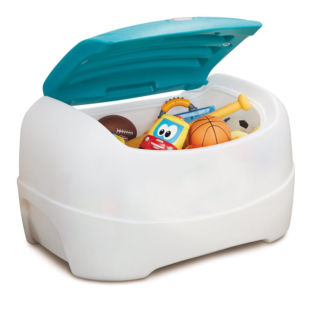 Little Tikes Toy Box Play n Store