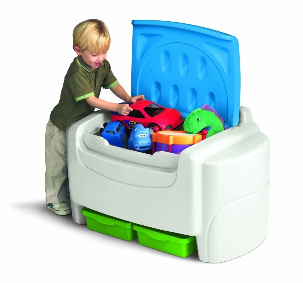 Little Tikes Toy Box Sort n Store