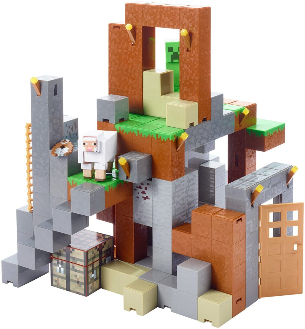 Minecraft Toys Survival Mode Playset