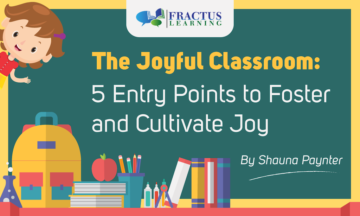 5 Points to Cultivate A Joyful Classroom [Infographic]