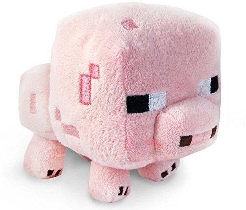 Minecraft Animal Pig Plush Toy