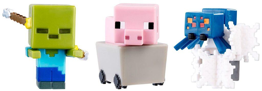 Minecraft Mini Figures