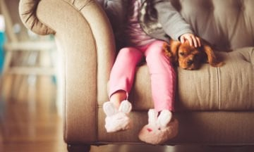 Kid's Best Friend—Dogs Teach More Than Responsibility, They Teach Love