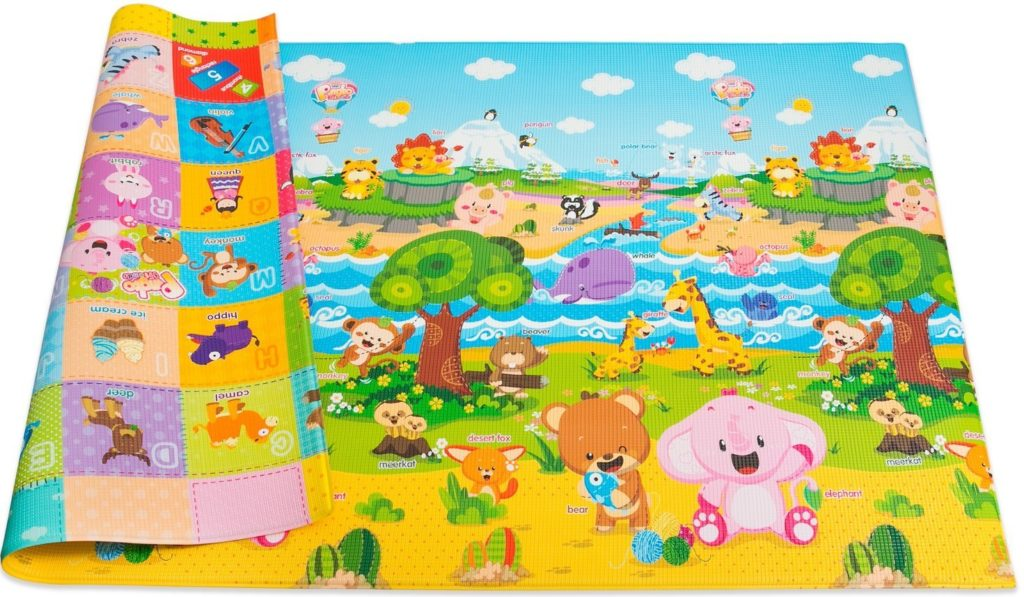 Baby Care Pingko and Friends Baby Play Mat