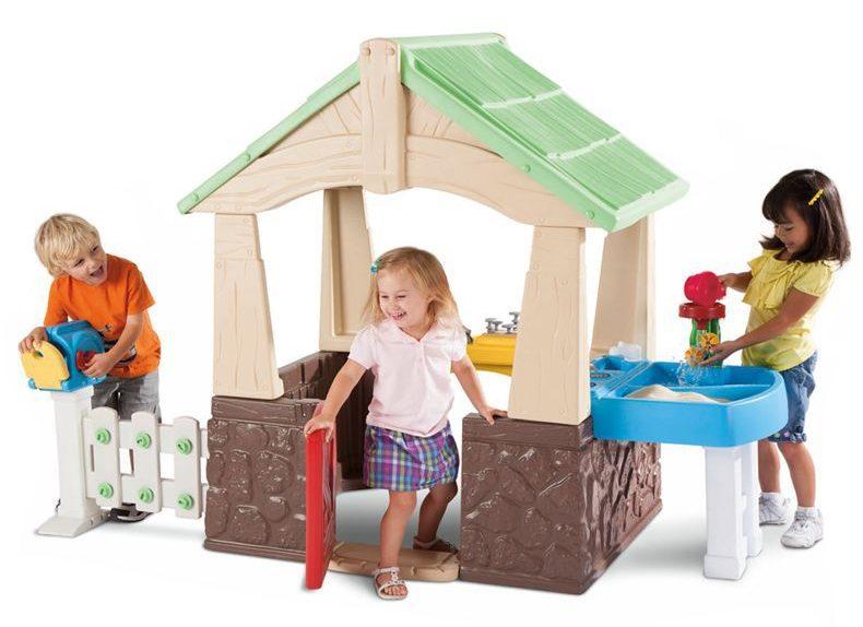 Little-Tikes-Deluxe-Garden-Playhouse
