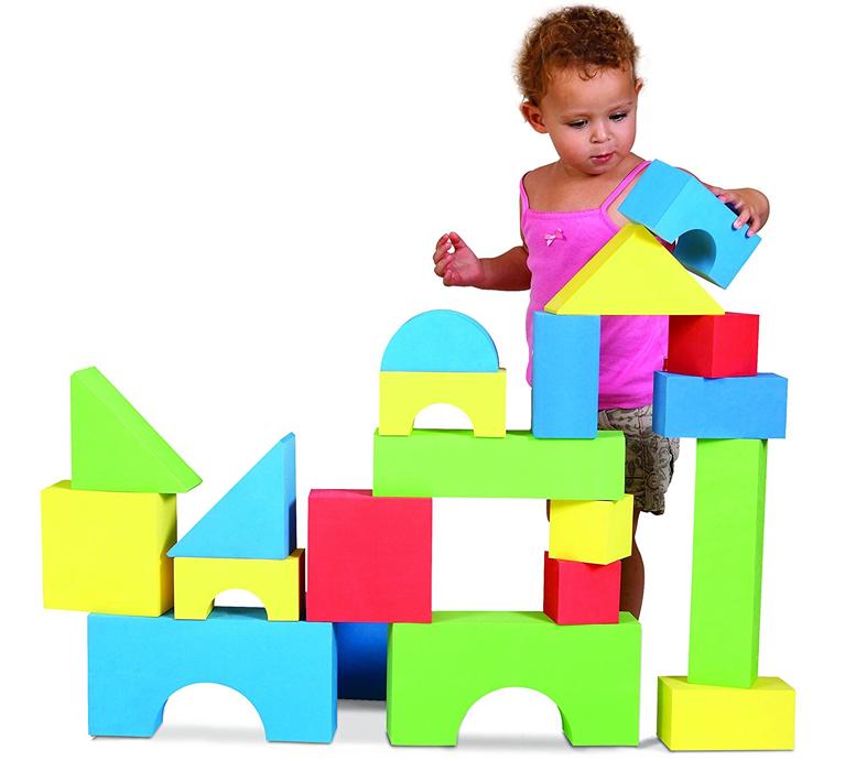 EduShape Foam Blocks