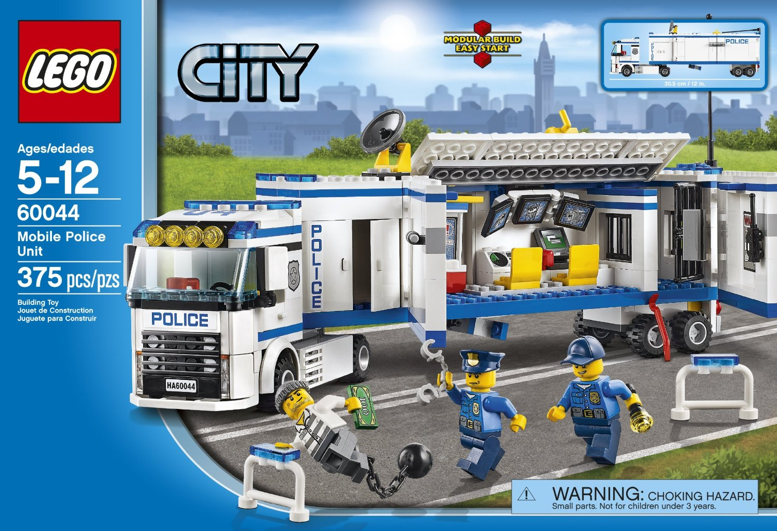 Lego Police Mobile Unit