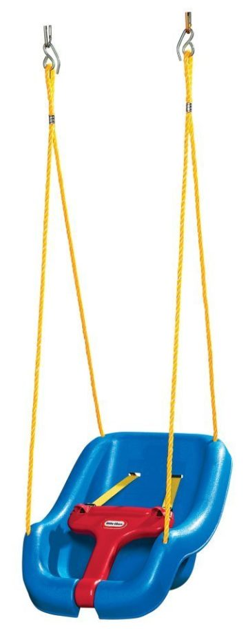 Little Tikes 2 in 1 Toddler Swing