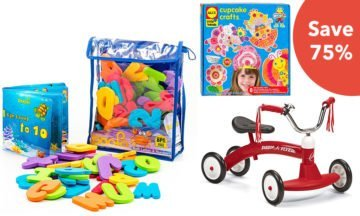 Up to 75% OFF Toys, Games and Crafts – Fractus Deals