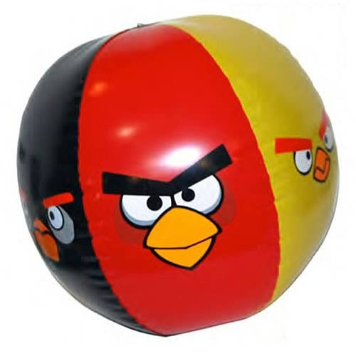 Angry Birds Inflatable 16-Inch Beach Ball