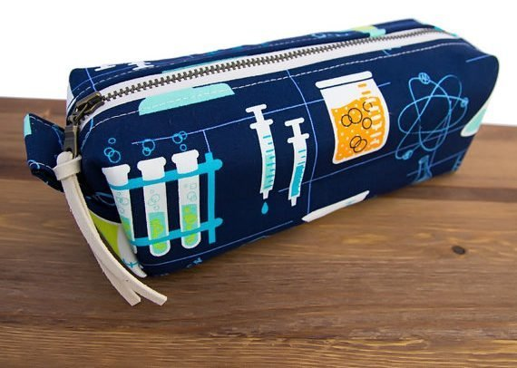 Happy Bag Co. Science Pencil Case