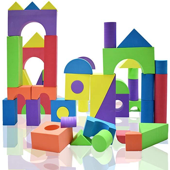 Image of GIant Foam Building Blocks