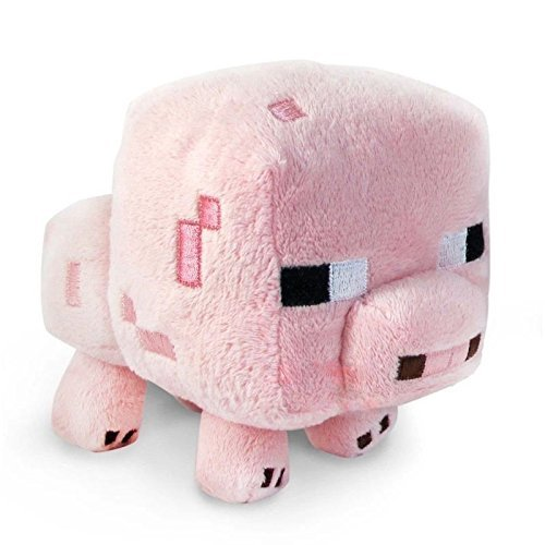 Minecraft Plush Baby Pig