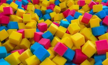 7 Foam Blocks Sets with Fun Free-Play Potential