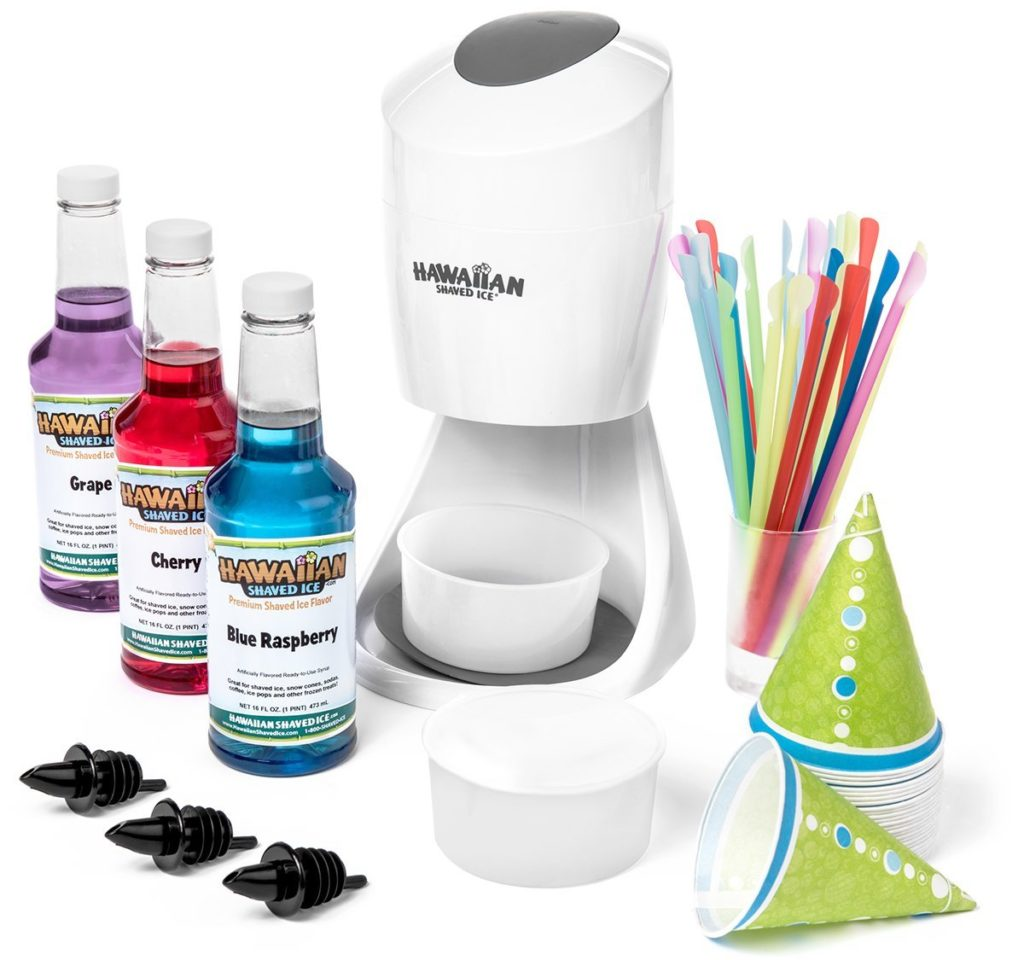 Hawaiian Shaved Ice Party Package