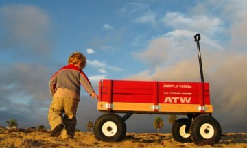 11 Beach Wagon Options For Sand-Loving Kids and Toddlers