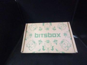 A freshly-arrived BitsBox