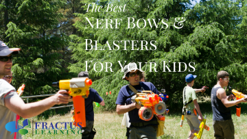 Best Nerf Bows and Guns For Your Kids In 2020