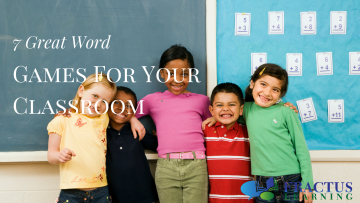 7 Great Word Games For Your ESL Classroom