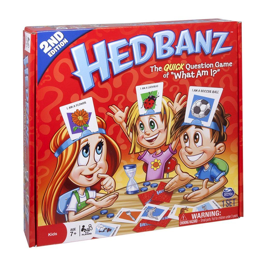 HedBanz game for ESL