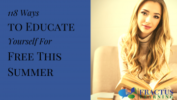 118 Ways To Educate Yourself For Free This Summer