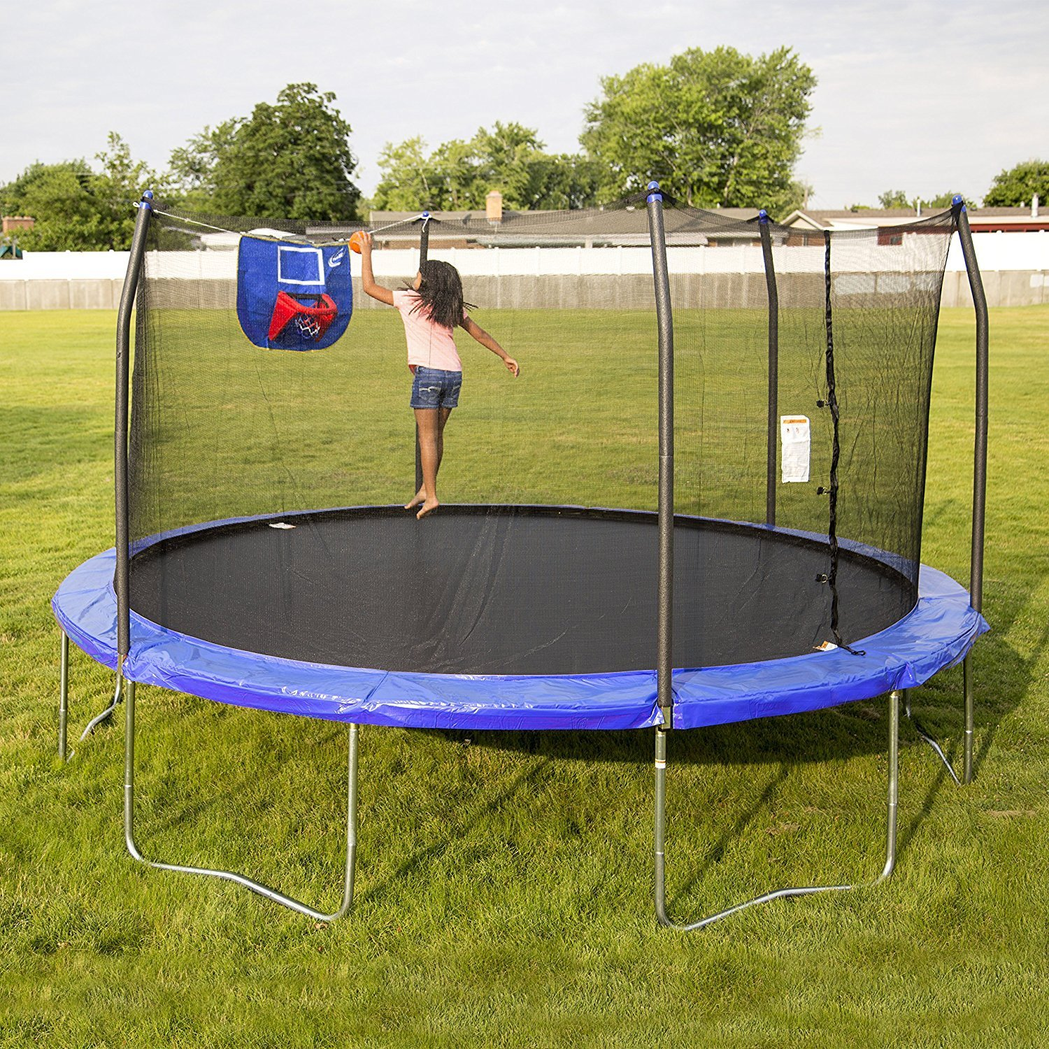best trampoline toy for 6 year old girl