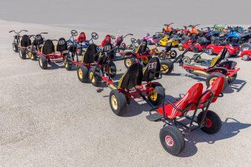 7 Go Karts For Kids Outdoor Adventures