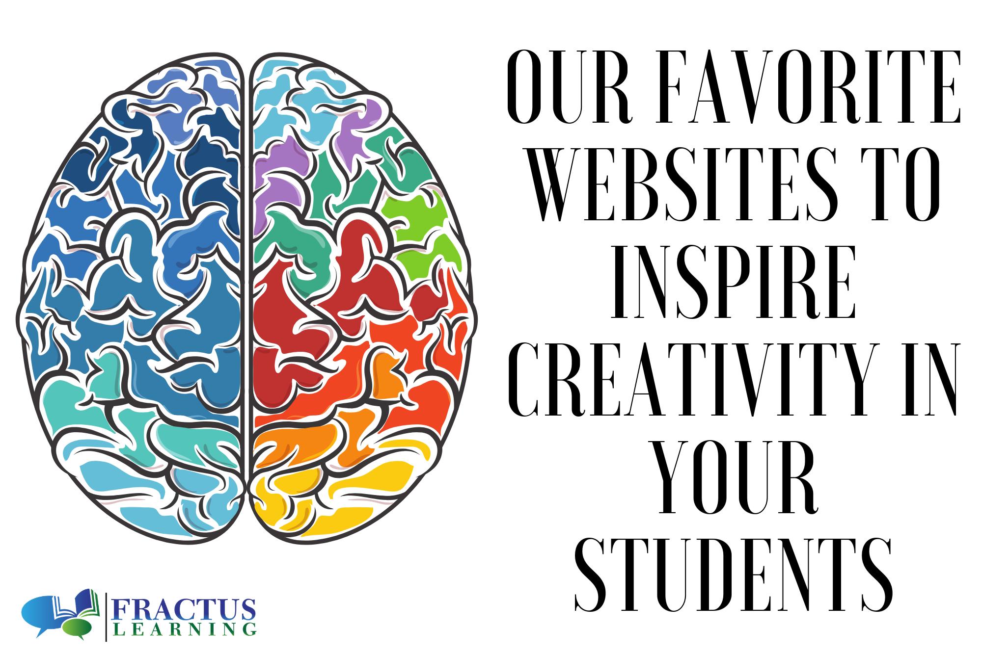 Websites to inspire creativity