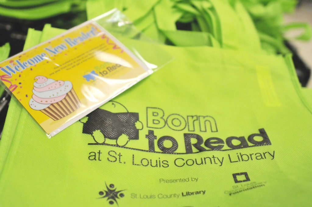 Born To Read Program in St. louis