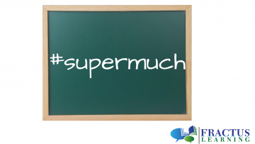 The Supermuch Classroom For A Supermuch Life