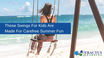 These Swings For Kids Are Made For Carefree Summer Days