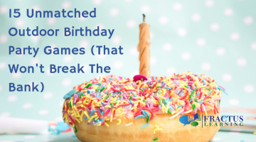 15 Unmatched Outdoor Birthday Party Games For Kids