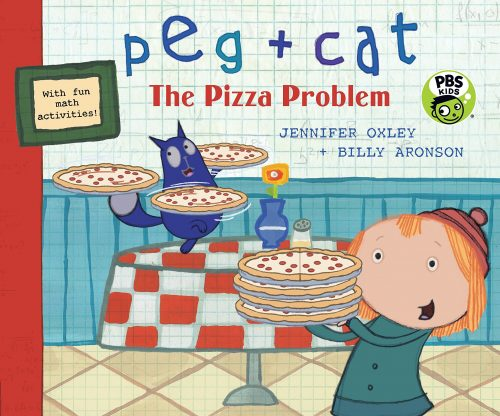 peg cat pizza