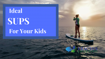 The Best Stand Up Paddle Boards For Your Kids This Summer