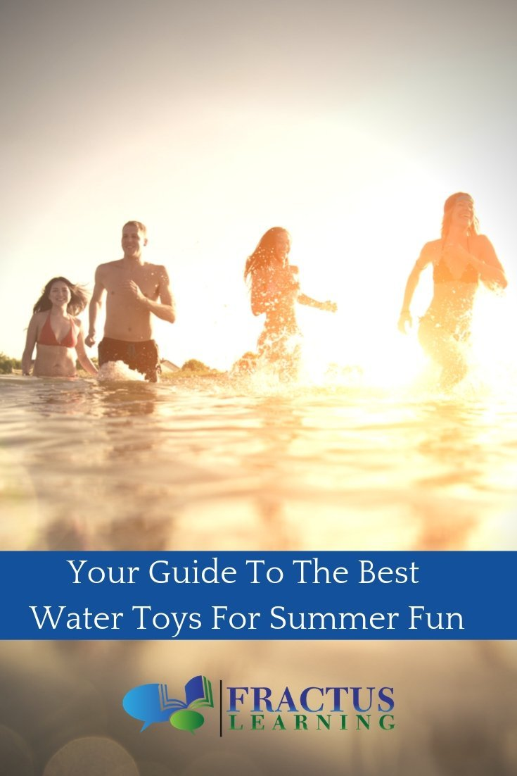 These water toys for kids and family will bring days of summer fun.