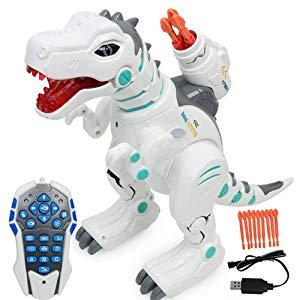 Image of Hi-Tech Interactive Robot T-Rex Dinosaur