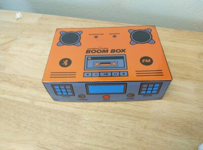 Creation Crate Review - We Build An Electronic Bluetooth Speaker From Scratch!