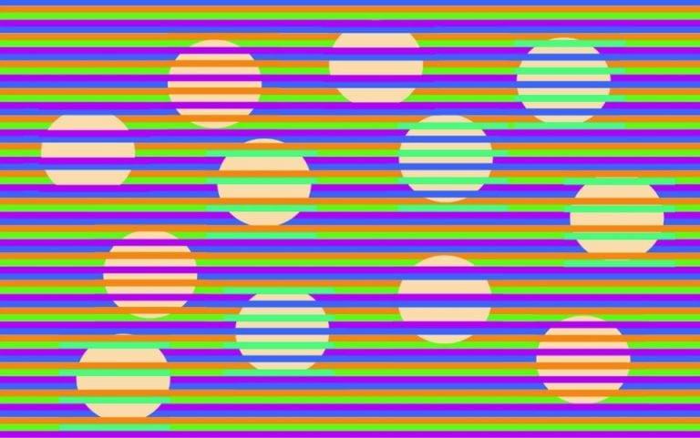 Image of Confetti Illusion