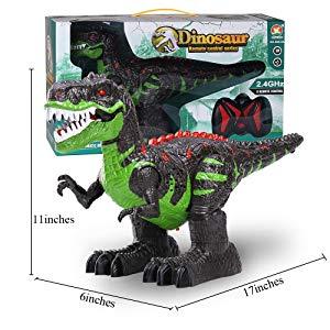 Image of TEMI T-Rex Robot Dinosaur