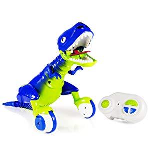 Image of Zoomer Dino Jester Interactive Robot Dinosaur